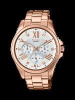 นาฬิกาข้อมือ CASIO SHEEN MULTI-HAND รุ่น SHE-3806PG-7A