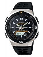 นาฬิกาข้อมือ CASIO ชาย-หญิง STANDARD ANALOG-DIGITAL รุ่น AQ-S800W-1EV