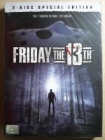(DVD 2 Discs) Friday the 13th (1980) ศุกร์ 13 ฝันหวาน