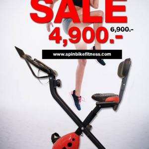 จักรยานนั่งปั่นพับได้ ระบบแม่เหล็ก ABC-SB029