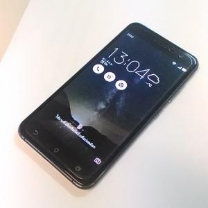 ฟิล์มกระจกนิรภัยกันรอย Zenfone 3 / 5.2 นิ้ว (ZE520KL) แบบพิเศษขอบมน 2.5D (แบบเว้นขอบ ป้องกันกระจกเด้ง)