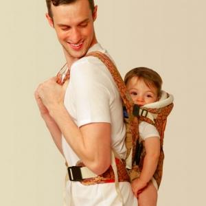 BeBear เป้อุ้มเด็ก 3 in 1 สามารถสะพายเด็กได้ถึง 3 รูปแบบ : สะพายหลัง, หันหน้า และหันหลัง