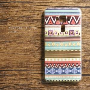 เคส Zenfone 3 5.5 นิ้ว (ZE552KL) เคสนิ่ม TPU พิมพ์ลาย แบบที่ 5