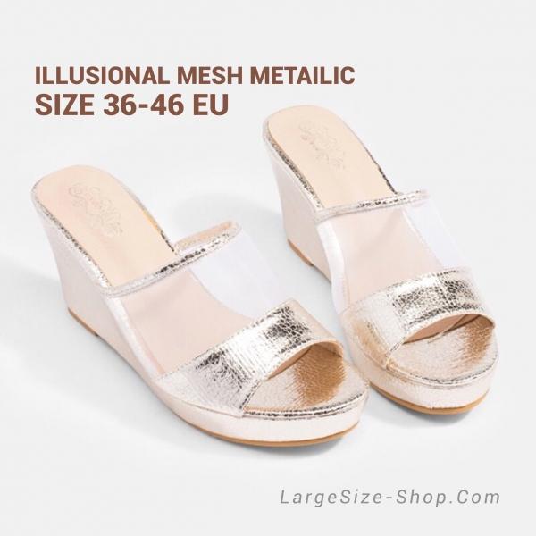 Illusional Mesh Metaillc