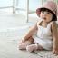 หมวกปีกเด็กหญิง ใส่ได้ 2 ด้าน น่ารักสไตล์เกาหลี thumbnail 15