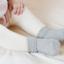 SK074••ถุงเท้าเด็ก•• สีเทา (ข้อสั้น-เลยตาตุ่ม) thumbnail 4