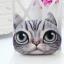 หมอนซุกมือลายหน้าแมว 3D thumbnail 3