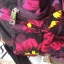กระเป๋าเป้ KIPLING K 12147 CITY PACK B OUTLET HONG KONG ลายดอกไม้ thumbnail 7