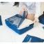ชุดจัดกระเป๋าเดินทาง 6 ใบ ผลิตจากโพลีเอสเตอร์กันน้ำคุณภาพดี สำหรับจัดระเบียบเสื้อผ้า กางเกง ชุดชั้นใน กางเกงใน อุปกรณ์ไอที มี 6 สี thumbnail 26