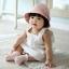 หมวกปีกเด็กหญิง ใส่ได้ 2 ด้าน น่ารักสไตล์เกาหลี thumbnail 6