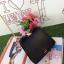 กระเป๋า Snidel store top ribbon bag สีดำ แบรนด์จากญี่ปุ่น สไตล์คุณหนู ขนาดมินิ thumbnail 4
