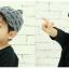 หมวกแก๊ป หมวกเด็กแบบมีปีกด้านหน้า ลายรถยนต์ (มี 3 สี) thumbnail 5