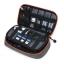กระเป๋าใส่อุปกรณ์อิเล็กทรอนิกส์ สำหรับใส่อุปกรณ์ไอทีทุกชนิด มีสองชั้น ช่องเยอะพิเศษ มีหูหิ้วพกพาสะดวก มี 4 สีให้เลือก thumbnail 22