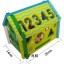 ของเล่นไม้ บ้านกิจกรรมหยอดบล็อค เสริมพัฒนาการ thumbnail 6