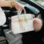 กระเป๋าทรงสุดฮิตจากแบรนด์ Berke ตัวกระเป๋าหนัง Pu ดูแลรักษาง่าย ลายหนังสวยหรูมากๆคะ น้ำหนักเบา ตัวกระเป๋า ปรับได้ 2 ทรง ทรงรัดสายคาด กับ ถอดออกได้ ภายในบุด้วยหนัง PU เนื้อเรียบสีชมพู มีช่องใส่ของจุกจิกได้ #ใบนี้สวยหรูมาก New arrival คอลเล็กชั่นใหม่เลยคร้า thumbnail 8