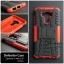 """เคส Zenfone 3 Max 5.5"""" (ZC553KL) เคสบั๊มเปอร์ กันกระแทก Defender สีแดง thumbnail 2"""