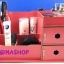 กล่องเก็บเครื่องสำอางไม้ DIY Cosmetiic box thumbnail 2