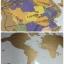 แผนที่โลกขูดได้ Scratch Map <พร้อมส่ง> thumbnail 10
