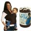 ผ้าอุ้มทารก เป้ผ้าอุ้มเด็ก Moby Wrap เบาสบาย กระจายน้ำหนัก thumbnail 12