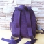 กระเป๋าเป้ Kipling Outlet HK สีม่วง กระเป๋าเป้ ขนาดเล็กขนาดกระทัดรัด thumbnail 5