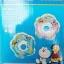 ห่วงยางสวมคอว่ายน้ำ Doraemon สำหรับทารก โดเรม่อน ลิขสิทธิ์แท้ thumbnail 2