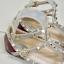 รองเท้าส้นแบนไซส์ใหญ่ วาเลนติโน Valentino Style สีไวนแดง ไซส์ 45 รุ่น KR0399 thumbnail 5