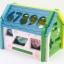 ของเล่นไม้ บ้านกิจกรรมหยอดบล็อค เสริมพัฒนาการ thumbnail 5