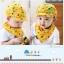 หมวกแก๊ปและผ้ากันเปื้อน Let's Ride! เด็ก 3-24 เดือน thumbnail 4