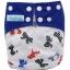กางเกงผ้าอ้อมซักได้ ชาโคลใยไผ่ Nana Baby Bamboo Charcoal Diaper thumbnail 19