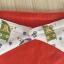 ผ้าซับน้ำลายสามเหลี่ยม ผ้ากันเปื้อนเด็ก แบบใช้ได้ 2 ด้าน / มี 4 ลาย thumbnail 9