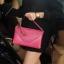กระเป๋าสะพาย ปรับเป็นคลัชได้ สีช็อกกิ้งพิงค์ รุ่น KEEP Doratry shoulder &clutch bag thumbnail 9