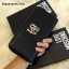 กระเป๋าสตางค์ใบยาว MOSCHINO Long Wallet 2017 สีดำ ราคา Promotion 1,290 บาท Free Ems พร้อมกล่องแบรนด์ thumbnail 2