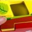 บล็อคหยอดไม้+ร้อยเชือกรูปทรง 2 in 1 ฝึกสมาธิ พัฒนาตรรกะ thumbnail 10