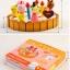 ของเล่นไม้ เซตตกแต่งหน้าเค้ก Wooden Decoration Cake Set by Mother Garden thumbnail 9