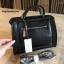 กระเป๋า CHARLES & KEITH BOXY TOP HANDEL BAG 2016 กระเป๋าถือหรือ สะพายหนัง Saffiano อยู่ทรงสวยสไตล์ PRADA ขนาดกำลังดี thumbnail 7