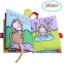 หนังสือผ้า My Monkey book by JollyBaby thumbnail 4