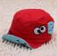 หมวกแก๊ป หมวกเด็กแบบมีปีกด้านหน้า ลายแลบลิ้น (มี 5 สี) thumbnail 18