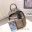 กระเป๋าเป้ Size L สีเทา JTXS Backpack bag D.I.Y Denim Jeans spring summer high quality made in Hong Kong 2017...งานแท้นะคะ thumbnail 1