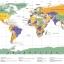 แผนที่โลกขูดได้ Scratch Map <พร้อมส่ง> thumbnail 12