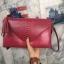 กระเป๋าสะพาย ปรับเป็นคลัชได้ สีช็อกกิ้งพิงค์ รุ่น KEEP Doratry shoulder &clutch bag thumbnail 1