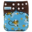กางเกงผ้าอ้อมซักได้ ชาโคลใยไผ่ Nana Baby Bamboo Charcoal Diaper thumbnail 22