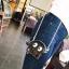 กระเป๋าสตางค์ยอดฮิตแบรนด์ดัง ANYA HIMARCH MINI PACMAN รุ่นนี้แนะนำเลย ตกแต่งเลื่อม ยิ่งโดนแสงยิ่งสวย งานน่ารักมาก 690 ส่งฟรี ems thumbnail 8