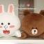 ตุ๊กตา หมีบราวน์และ โคนี่ ท่านอน thumbnail 6