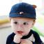 หมวกเด็ก หมวกเบเร่ต์-ลายแมว (มี 4 สี) thumbnail 7