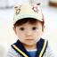 HT361••หมวกเด็ก•• / หมวกแก็ป Mouse (สีเบจ) thumbnail 2