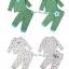 [แพค 2 ชุด] ชุดเสื้อแขนยาว+กางเกงขายาว สำหรับเด็กชายวัย 0-3/3-6/6-9/9-12/12-18/18-24 เดือน thumbnail 6