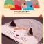 หมวกเด็กอ่อน ผ้ายืด Cotton รูปแมวเหมียว สำหรับเด็ก 3-24 เดือน thumbnail 11