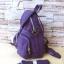 กระเป๋าเป้ Kipling Outlet HK สีม่วง กระเป๋าเป้ ขนาดเล็กขนาดกระทัดรัด thumbnail 4