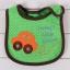 ผ้ากันเปื้อน ลายรถเก๋งสีส้ม Daddy 's Little Driver thumbnail 2