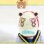 HT361••หมวกเด็ก•• / หมวกแก็ป Mouse (สีเบจ) thumbnail 4